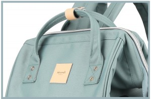 Рюкзак Himawari 1881 голубой фото ручек рюкзака