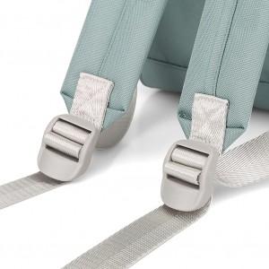 Рюкзак Himawari 1881 голубой фото лямок рюкзака