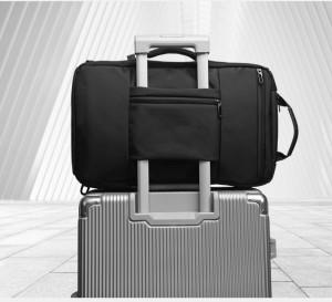 лента для крепления рюкзака ozuko 9225 к ручке чемодана