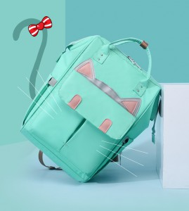 рюкзак для мамы TSETGE IP143 зеленый главное фото