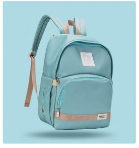 Рюкзак для мамы и малыша BAORDAI IP177 голубой главное фото
