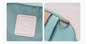 Рюкзак для мамы и малыша BAORDAI IP177 голубой детали фото