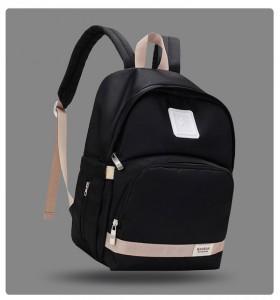 Рюкзак для мамы и малыша BAORDAI IP177 черный главное фото