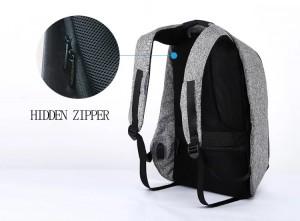 Рюкзак антивор для ноутбука 15.6 дюймов TUGUAN TG1758 скрытые молнии