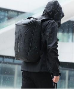 рюкзак дорожный Mark Ryden MR9031 черный 3 отделения непромокает