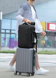 Рюкзак Mark Ryden MR9299 regular легко крепится на ваш базаж (ручку чемодана)
