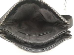 Сумка планшет J.M.D. 1023A черная отделение внутри