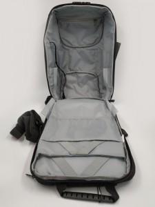 дорожный рюкзак Ozuko 9225 фото отделения внутри