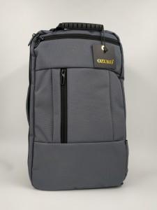 дорожный рюкзак Ozuko 9225 фото тыльной стороны рюкзака