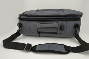 дорожный рюкзак Ozuko 9225 фото с дополнительной лямкой