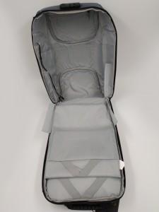 Бизнес рюкзак для мужчин OZUKO 9225 Бизнес рюкзак для мужчин OZUKO 9225 серый фото основного отделения