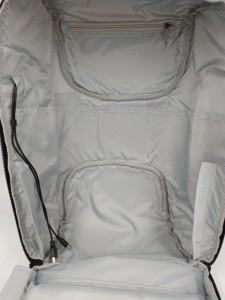 дорожный рюкзак Ozuko 9225 фото основного отделения крупным планом
