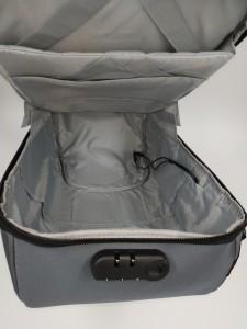 Бизнес рюкзак для мужчин OZUKO 9225 фото2 основного отделения