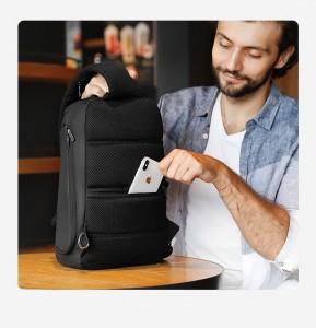 Рюкзак однолямочный Mark Ryden MR7069 потайной карман