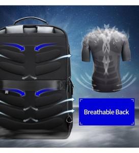 Деловой  рюкзак BOPAI 851-024011 дышащая спинка рюкзака