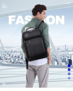 Деловой рюкзак для ноутбука 15.6 BOPAI 851-036611 на модели