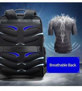 Деловой рюкзак для ноутбука 15.6 BOPAI 851-036611 дышащая спинка рюкзака