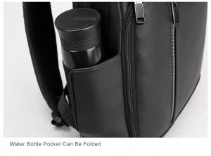 Деловой рюкзак для ноутбука 15.6 BOPAI 851-036611 боковой карман на молнии