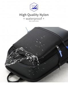 рюкзак для ноутбука 15.6 BOPAI 61-02111 водоотталкивающая ткань
