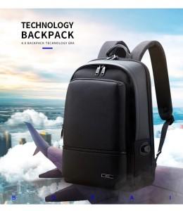 современный бизнес рюкзак BOPAI 61-02111