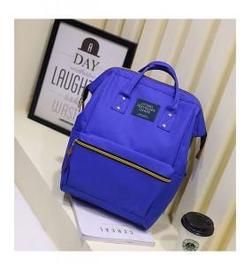 Рюкзак LIVING TRAVELING SHARE 008 сине-фиолетовый