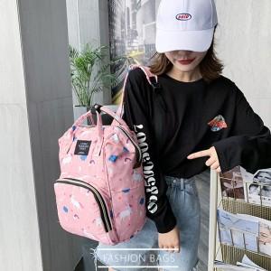 Рюкзак LIVING TRAVELING SHARE R053 розовый