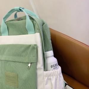 Рюкзак для школы Guliniao 163 боковой карман для бутылки/зонта