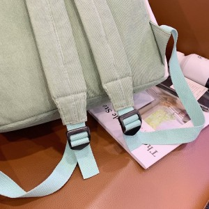Рюкзак для школы Guliniao 163 лямки рюкзака крупным планом