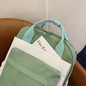 Рюкзак для школы Guliniao 163 карман на передней модели