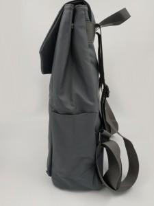 Рюкзак школьный Celvin Kloin Jeans 6916 серый фото сбоку