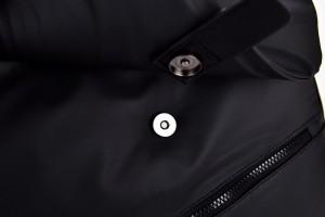 Рюкзак школьный Celvin Kloin Jeans 6916 черный фото магнитной кнопки