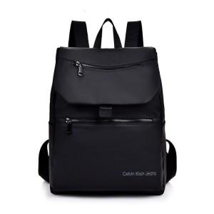 Рюкзак школьный Celvin Kloin Jeans 6916 черный фото спереди