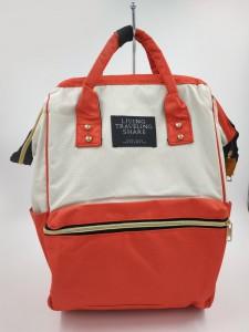 Рюкзак LIVING TRAVELING SHARE 008 красно-белый