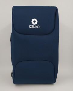 Бизнес рюкзак для мужчин OZUKO 9225 синий фото без вспышки, натуральный цвет